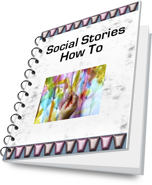 It's just a photo of Declarative Printable Social Stories Autism