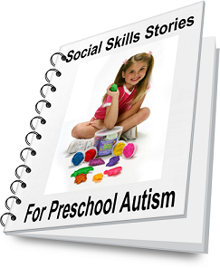 simple autism social story,autism social story,autistic youngster,preschool autistic child,autistic child,preschool children with autism