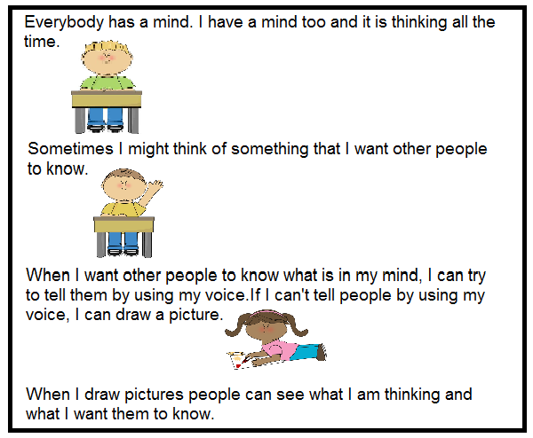 It is a picture of Soft Printable Social Stories Autism